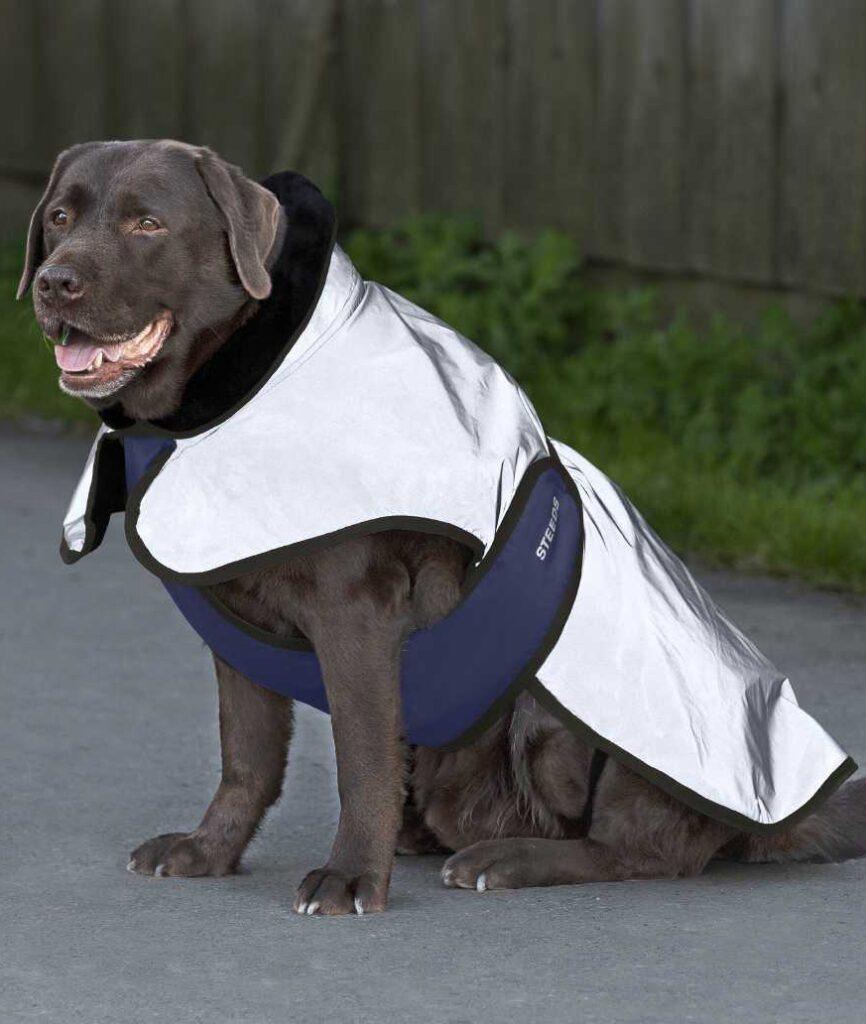 Hundemantel Refelx
