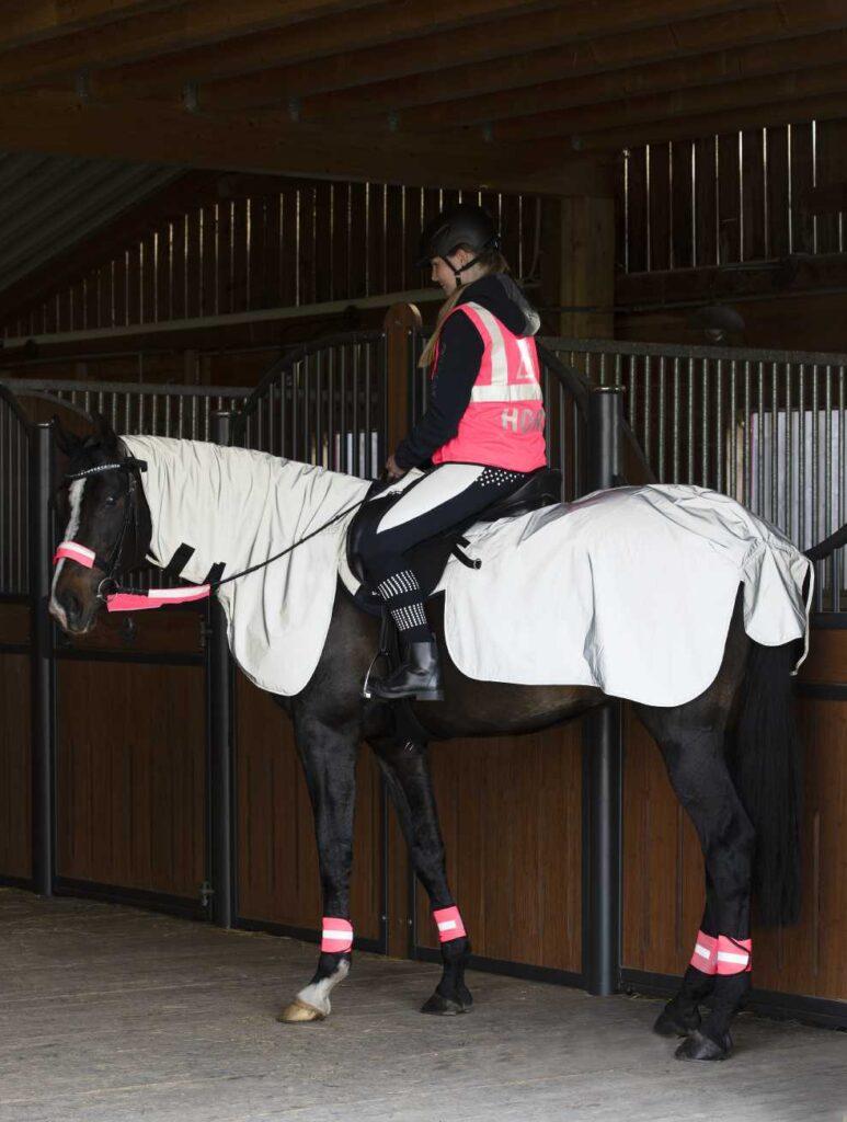 Reflexartikel Pferd