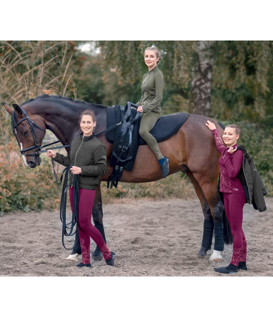 Voltigierausrüstung Pferd